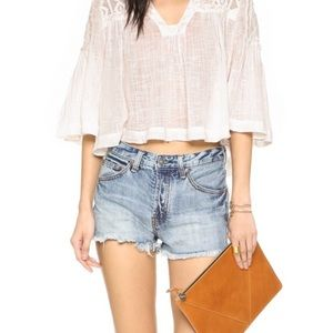 Free People Uptown Shorts!